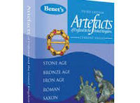 Artefacts-of-England--the-United-Kingdom-(Benets)-3rd-Edition-2014