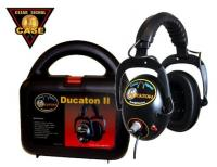 Ducaton case and headphone together