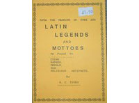Latin-Legends--Mottoes