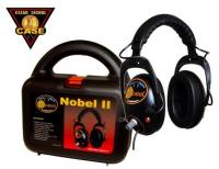 Nobel case and headphone together