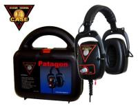Patagon case and headphone together