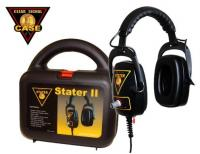 Stater case and headphone together