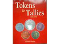 Tokens--Tallies-1850-1950
