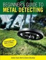 Metal detecting book