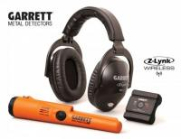Garrett Wireless Z-Lynk Headphone + Probe