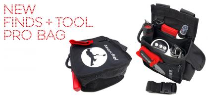 Searcher Tool & Finds PRO Bag